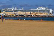 Cruise Ship Stop - Las Palmas Gran Canaria